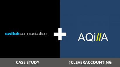 Switch Communications Aqilla cloud Accounting Case Study