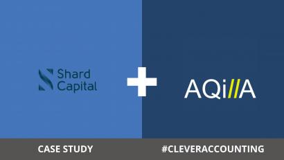 Shard Capital Aqilla Cloud Accounting Case Study