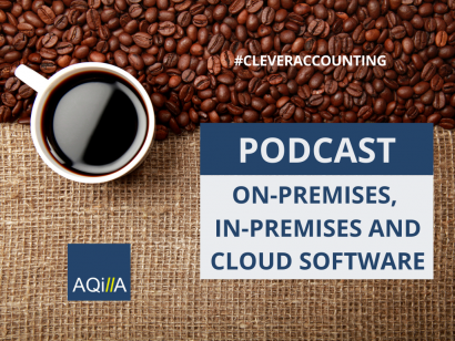 Aqilla Cloud Accounting Podcast On-premise Cloud Software