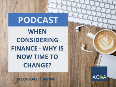 Aqilla Cloud Accounting Podcast Software Change