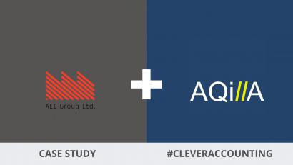 Aqilla Cloud Accounting Case Study AEI Group